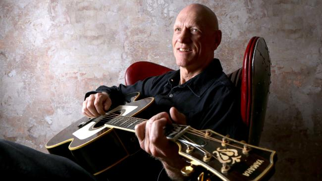 Peter Garrett: solo album 'A Version of Now' leads Midnight Oil comeback – Iain Shedden, The Australian