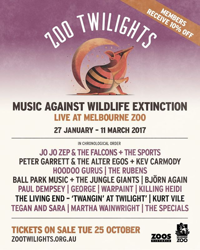 melbourne-zoo-twilights-event-poster