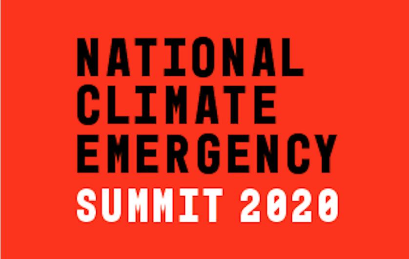 Peter Garrett 'Climate Politics in the Age of Emergency Address'